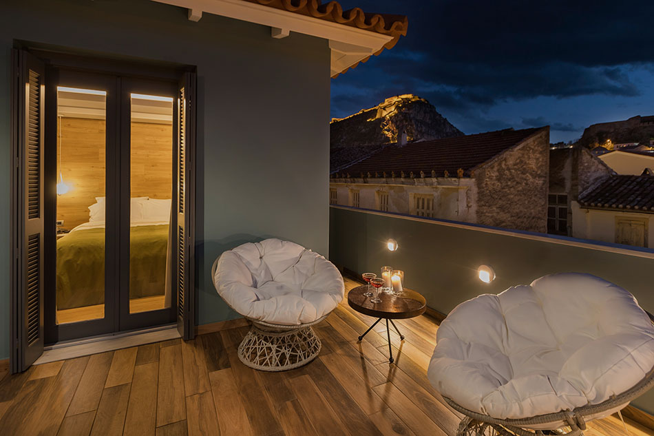 nafplio luxury accommodation - Carpe Diem Boutique Hotel