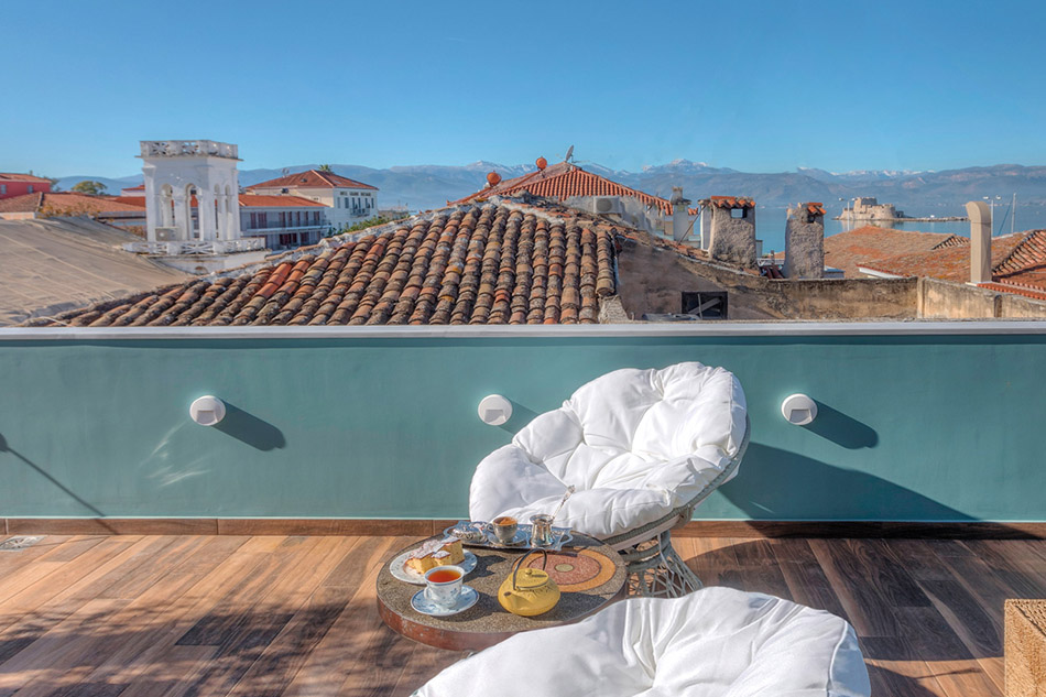 suites in nafplio - Carpe Diem Boutique Hotel