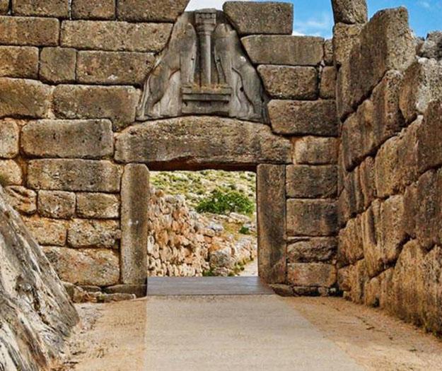 mycenae near Nafplio Greece - Carpe Diem Boutique Hotel