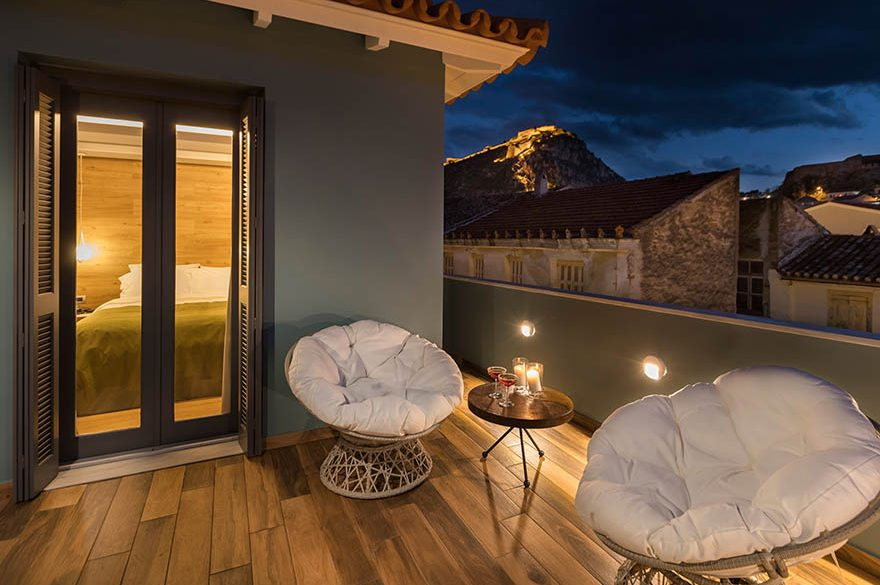 nafplio hotels - Carpe Diem Boutique Hotel